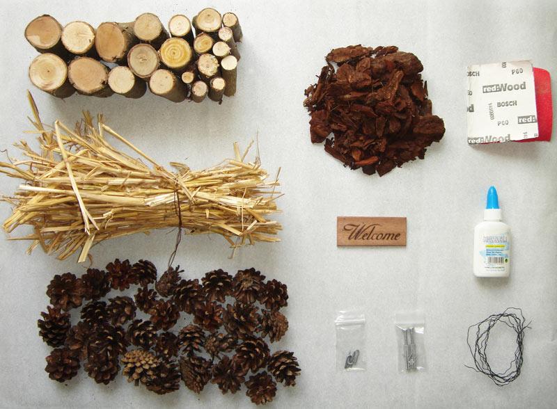 insektenhotel selber bauen insektenhaus bausatz. Black Bedroom Furniture Sets. Home Design Ideas